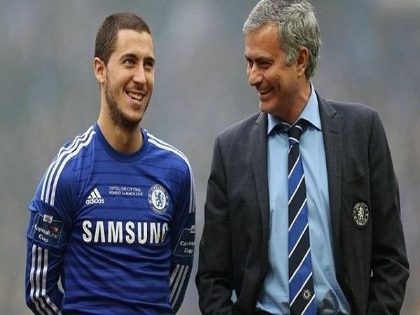 Hazard vs Mourinho