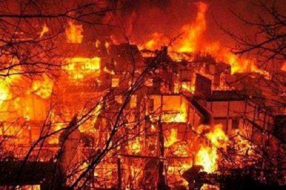Mộng mơ cháy nhà điềm gì và đánh con số đề nào chắc ăn