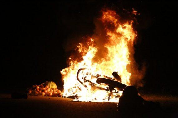 Mơ thấy lửa cháy điềm báo gì và nên đánh con xổ số nào