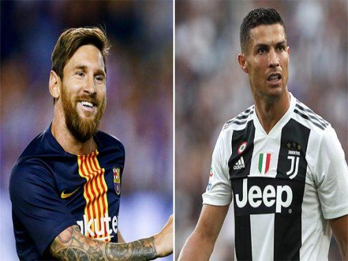 Messi thăng hoa, để lại Ronaldo ở phía sau