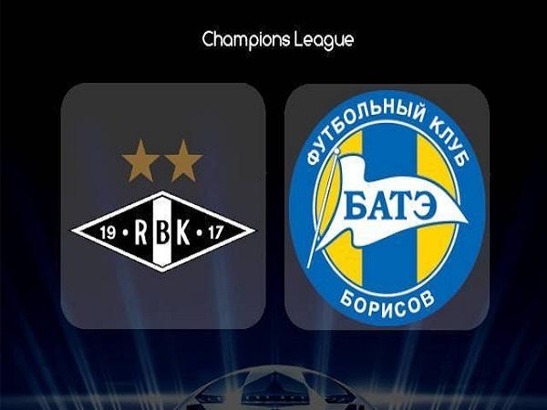 Dự đoán Rosenborg vs BATE Borisov, 0h00 ngày 1/08