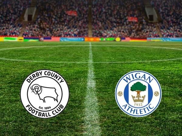 Nhận định Derby County vs Wigan, 1h45 ngày 24/10