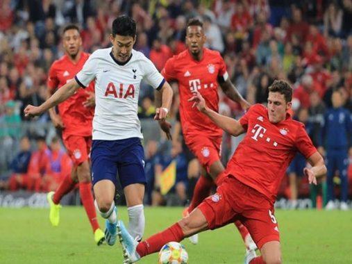 Nhận định tỷ lệ trận Tottenham vs Bayern Munich (2h00 ngày 2/10)