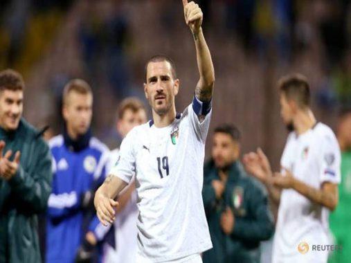 3 kỷ lục ấn tượng của tuyển Ý sau trận thắng