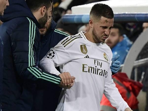 Hazard không chắc đá Siêu kinh điển vì chấn thương