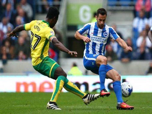 Nhận định Brighton & Hove Albion vs Norwich City (22h00 ngày 2/11)