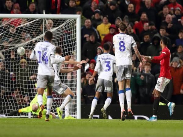 Man United chính thức góp mặt tại bán kết League Cup