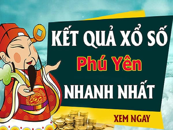 Soi cầu dự đoán XS Phú Yên Vip ngày 16/12/2019