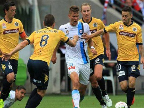 Nhận định Central Coast vs Melbourne City (13h30 ngày 20/3)