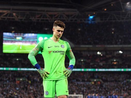 Tin Chelsea 1/4: Kepa được khen xuất sắc như Petr Cech