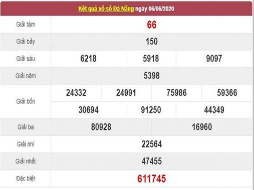 Thống kê xổ số Đà Nẵng ngày 10/6/2020, thống kê XSDNG
