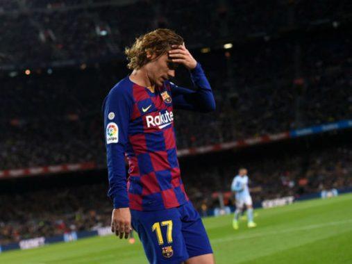 Tin bóng đá tối 11/6: Griezmann quyết tâm ở lại Barca