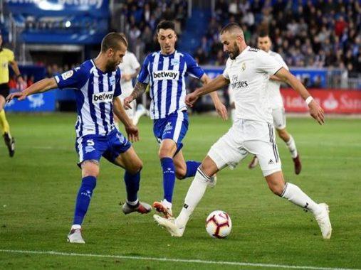 Nhận định trận đấu Real Madrid vs Alaves (3h00 ngày 11/7)