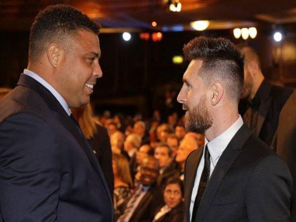 Tin bóng đá chiều 23/8: Ronaldo béo khuyên Barca giữ chân Messi