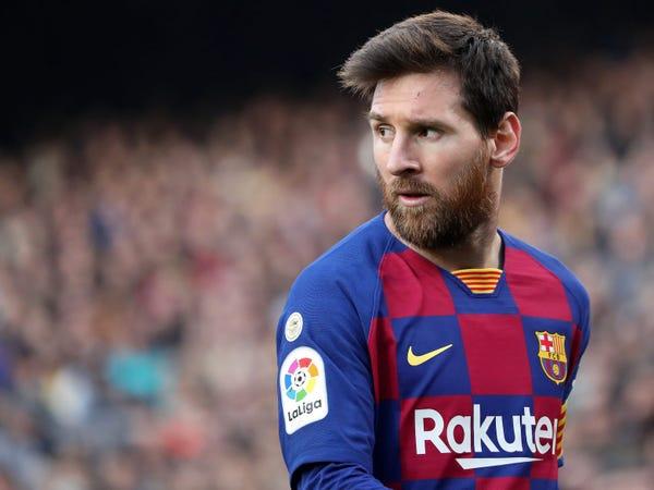 Tin bóng đá sáng 26/8: Lý do khiến Messi quyết định rời Barca
