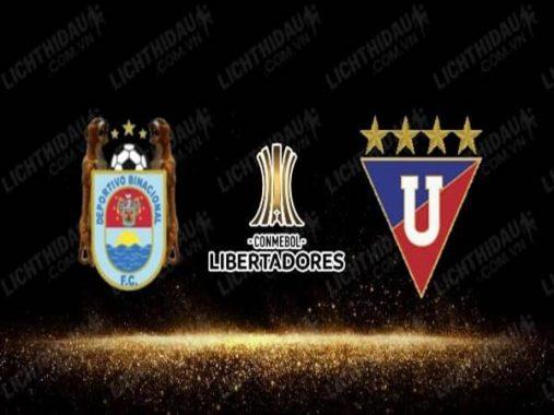 Nhận định EM Deportivo Binacional vs LDU Quito, 07h30 ngày 16/9