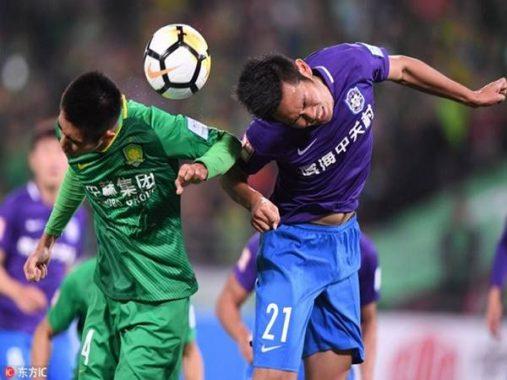 Nhận định Beijing Guoan vs Tianjin Teda (17h00 ngày 10/9)