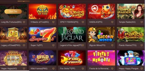 Top slot game dễ chơi dễ trúng tại jbo Việt Nam