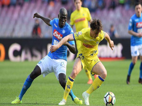 Nhận định tỷ lệ Verona vs Napoli, 21h00 ngày 24/1 - VĐQG Italia