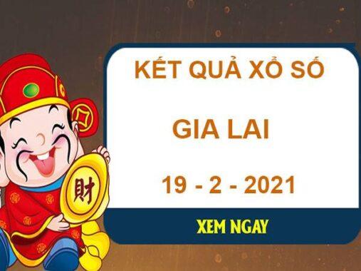 Soi cầu số đẹp SXGL thứ 6 ngày 19/2/2021