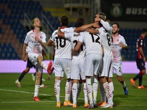 Nhận định trận đấu AC Milan vs Crotone (21h00 ngày 7/2)