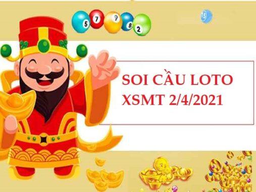 Soi cầu loto gan XSMT 2/4/2021 hôm nay thứ 6