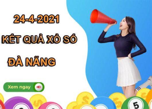 Soi cầu số đẹp xổ số Đà Nẵng thứ 7 ngày 24/4/2021