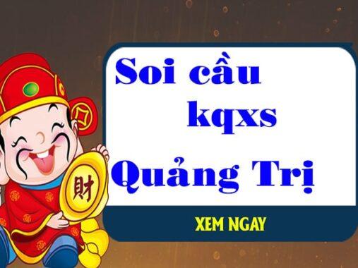 Soi cầu XSQT 29/4/2021 soi cầu bạch thủ xs Quảng Trị