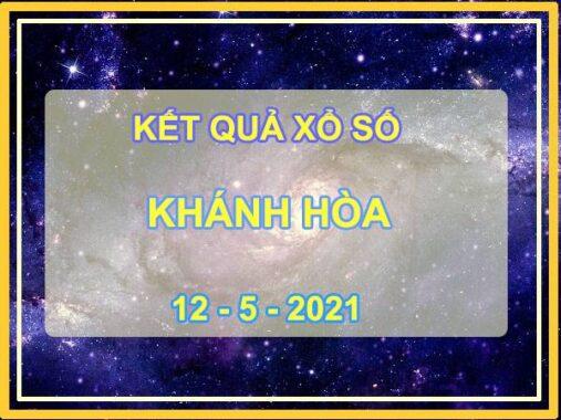 Soi cầu KQSX Khánh Hòa thứ 4 ngày 12/5/2021