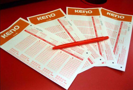 Các hình thức đặt cược trong xổ số keno kubet79