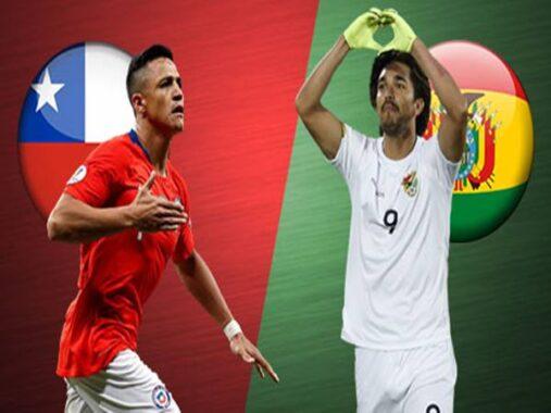 Nhận định Chile vs Bolivia, 04h00 ngày 19/06 Copa America