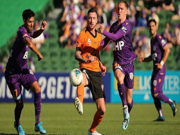 Nhận định tỷ lệ Brisbane Roar vs Perth Glory, 16h05 ngày 2/6