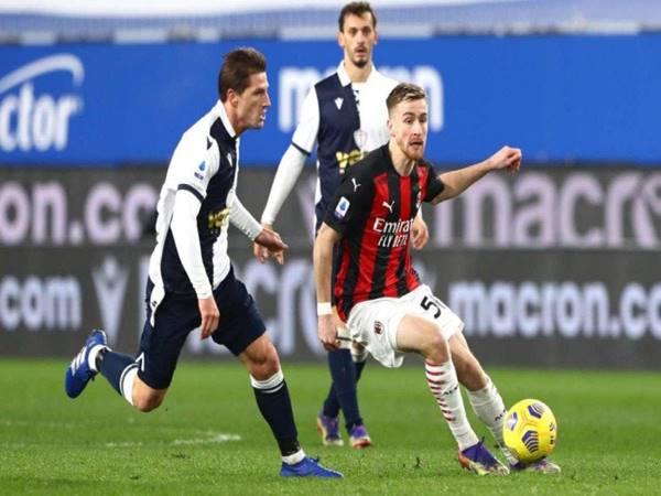 Nhận định bóng đá Sampdoria vs AC Milan, 1h45 ngày 24/8