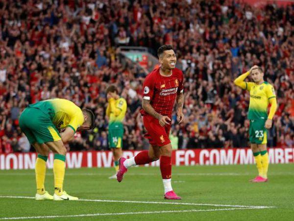 Nhận định, Soi kèo Norwich vs Liverpool, 23h30 ngày 14/8