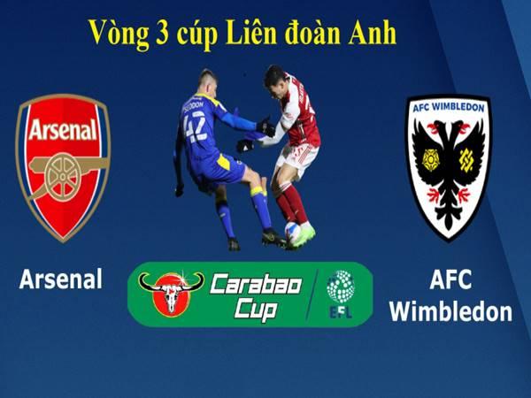 Nhận định bóng đá Arsenal vs Wimbledon, 01h45 ngày 23/9