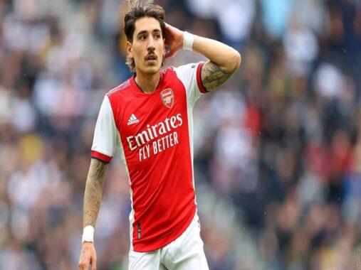 Bóng đá Anh 1/9: Arsenal chính thức chia tay hậu vệ Hector Bellerin