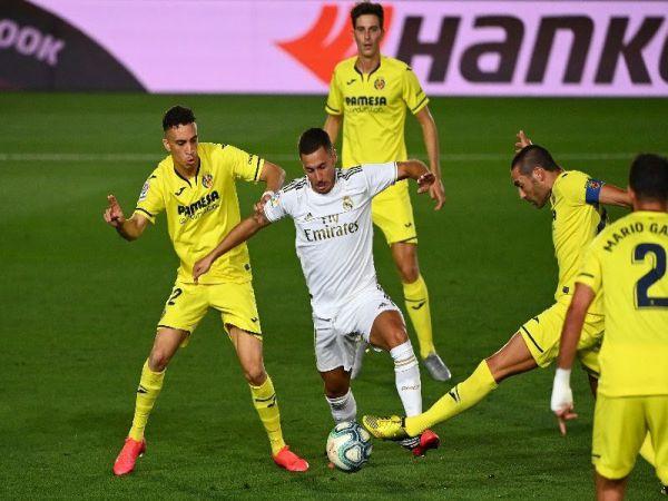 Nhận định tỷ lệ Real Madrid vs Villarreal, 2h00 ngày 26/9 - La Liga