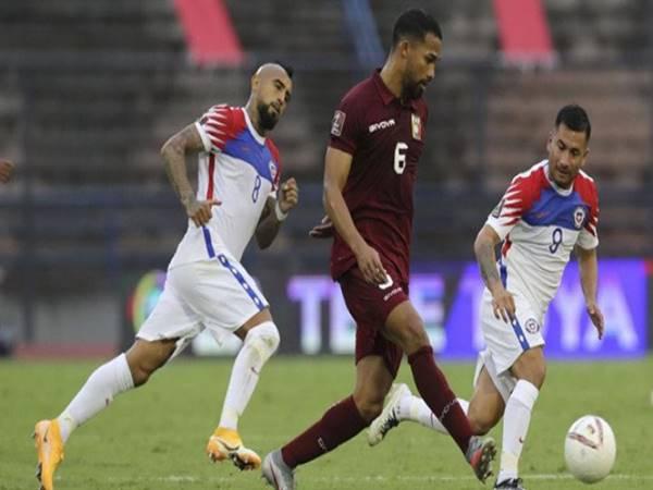 Nhận định trận đấu Chile vs Venezuela (7h00 ngày 15/10)
